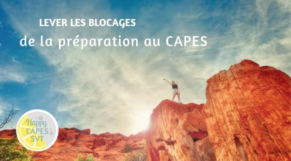 Lever les blocages de la préparation au CAPES