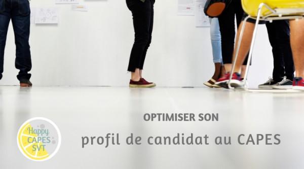 Optimiser son profil de candidat pour le CAPES