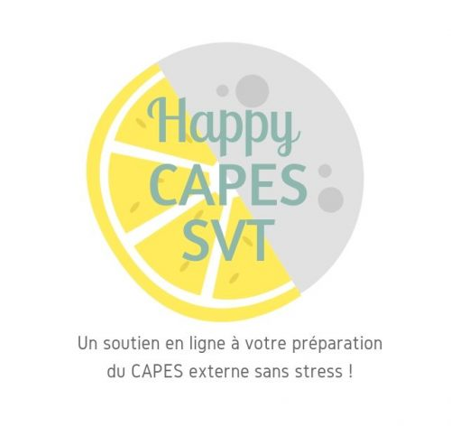 Happy CAPES SVT